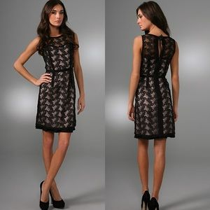 Marc by Marc Jacobs Abigail Black Lace Dress